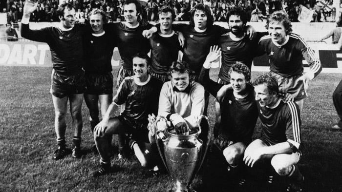 قهرمانی بایرن مونیخ در لیگ قهرمانان اروپا سال 1975