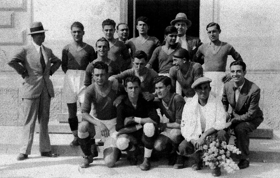 عکس تیمی آ اس رم در دهه 1930