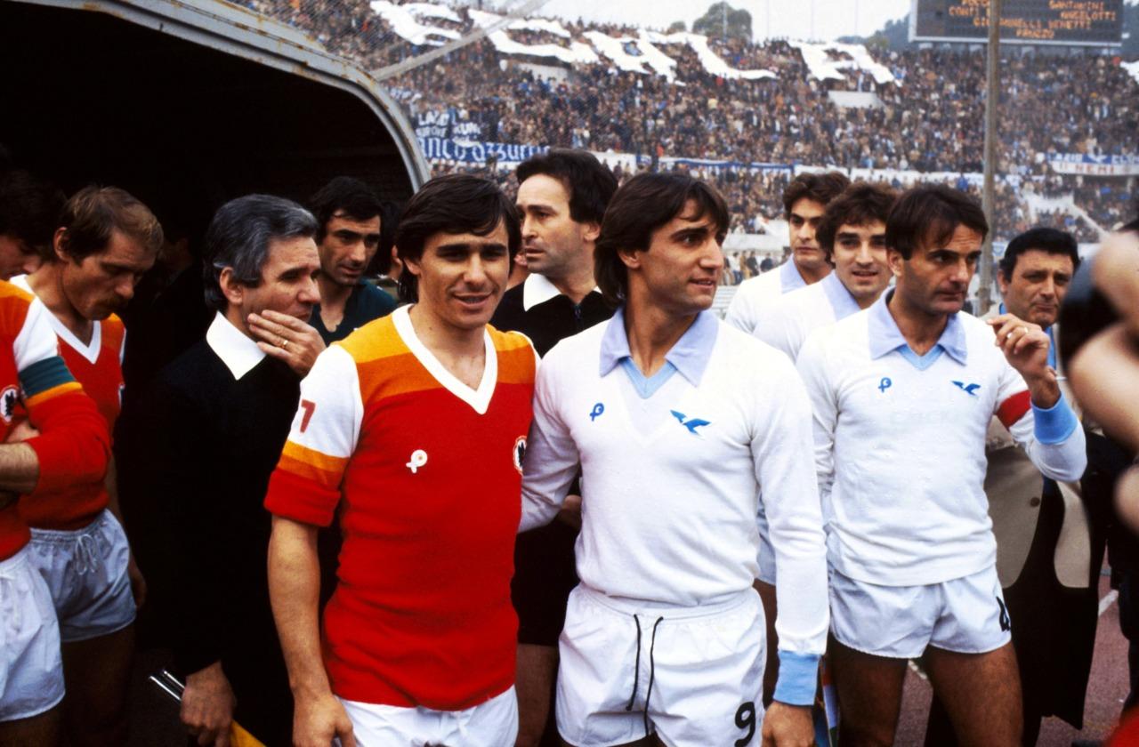 دربی شهر رم در سال 1980